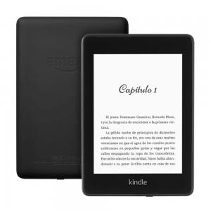Frontal y trasera del Kindle Paperwhite